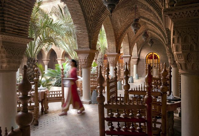 La Sultana Marrakech, Marrakech, Morocco - luxury hotels from Great Hotels
