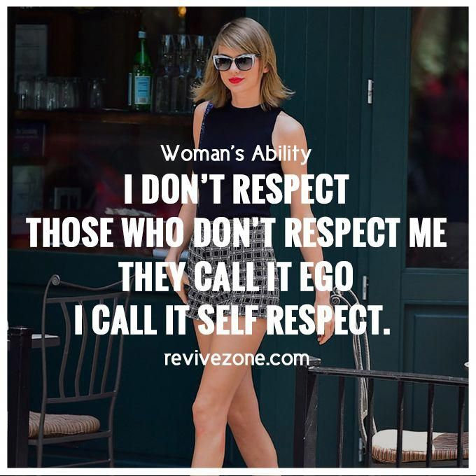 Self Respect Quotes Empowering Quotes Empowering Quotes For Women