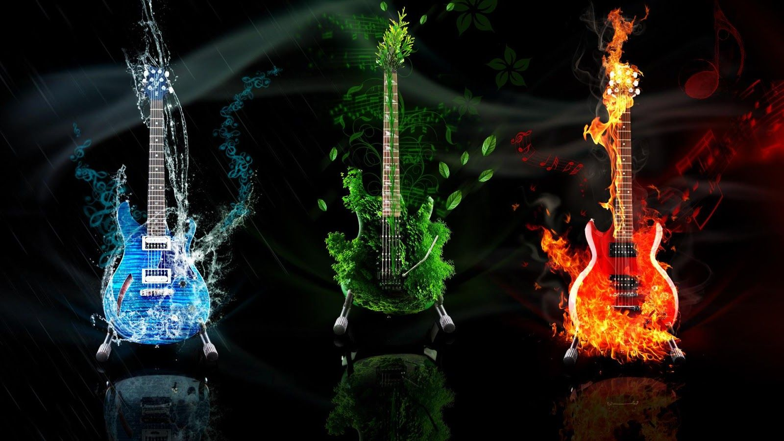 Rocksmith 2014 Review Does Rocksmith 2014 Work Abstract Guitar Music Wallpaper Widescreen Wallpaper Guitar Images