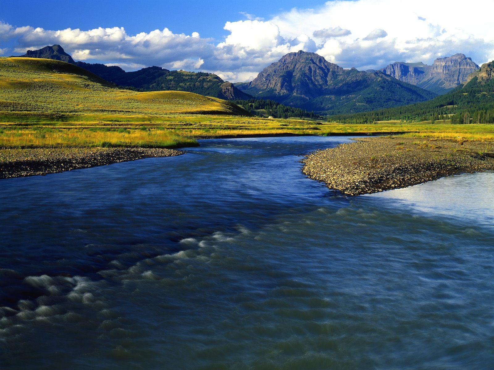 Lamar Valley Yellowstone National Park If Im Not Going To - Us national parks yellowstone