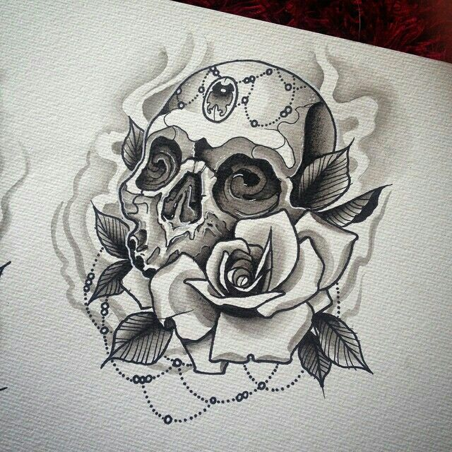 Pin De Ronald Vera En Tattoo Calaveras