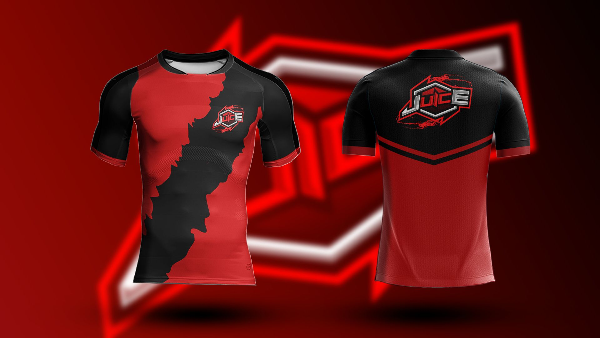 I Will Design Jersey For Esports Soccer Etc In 24 Hours Sport T Shirt Sleeves Clothing Black Shirt