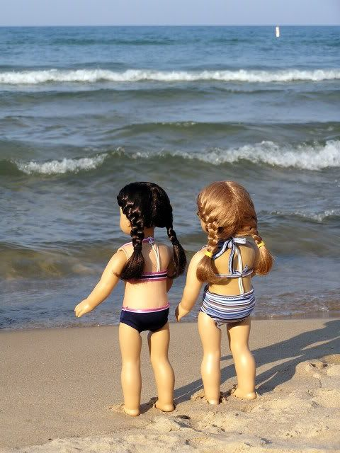 visiting Lake Michigan (Anna Lee)   dolls, dolls, dolls   Pinterest