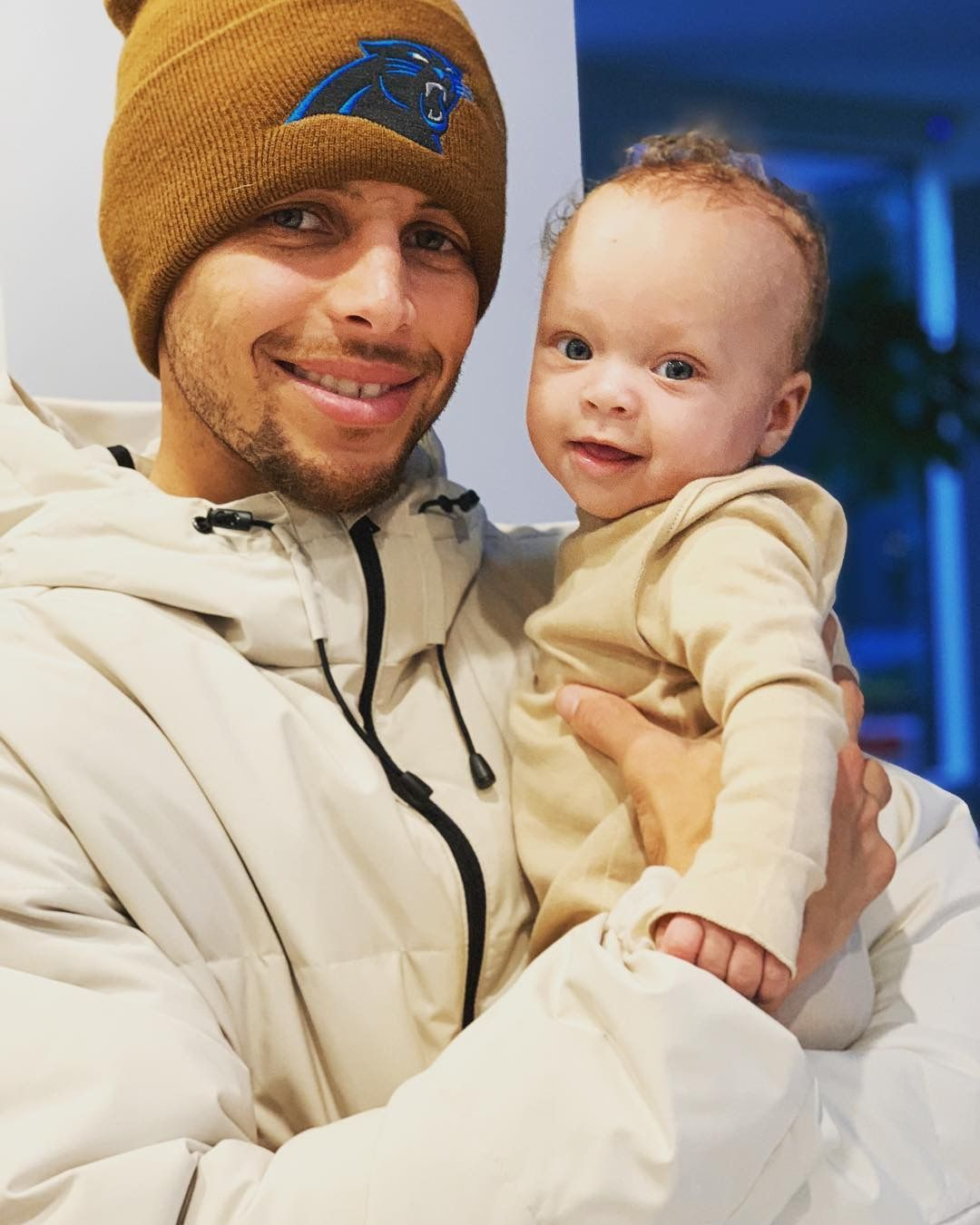 timeless design 2f34d 16a1f Daddy's Boy 💚 | The Currys | Stephen curry family, Wardell ...