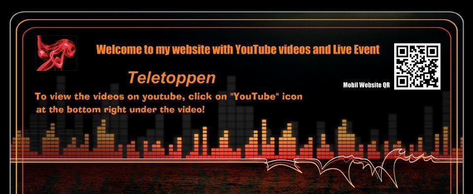 Velkommen til mit website med YouTube videoer og blog - Masser af super YouTube videoer