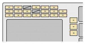 [DIAGRAM_5NL]  Toyota Corolla mk9 - fuse box - instrument panel | Fuse box, Toyota corolla,  Corolla | 2007 Toyota Corolla Fuse Box Layout |  | Pinterest