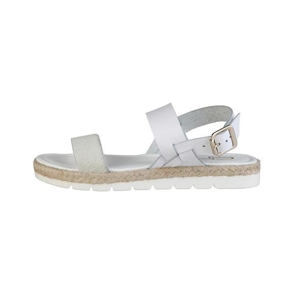 Ana Lublin White sandals - ANNIKA_BIANCO