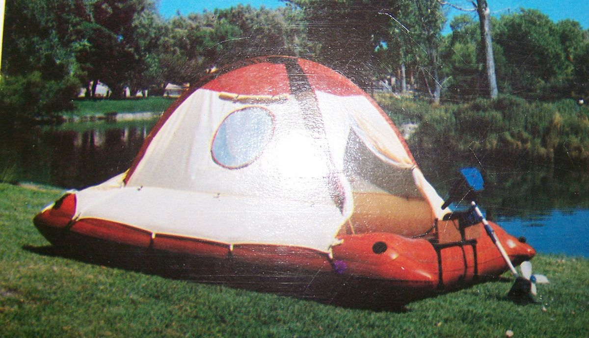INFLATABLE TENT CAMPING RAFTING FLOATING FISHING RIVER LAKE POOL BOAT & INFLATABLE TENT CAMPING RAFTING FLOATING FISHING RIVER LAKE POOL ...