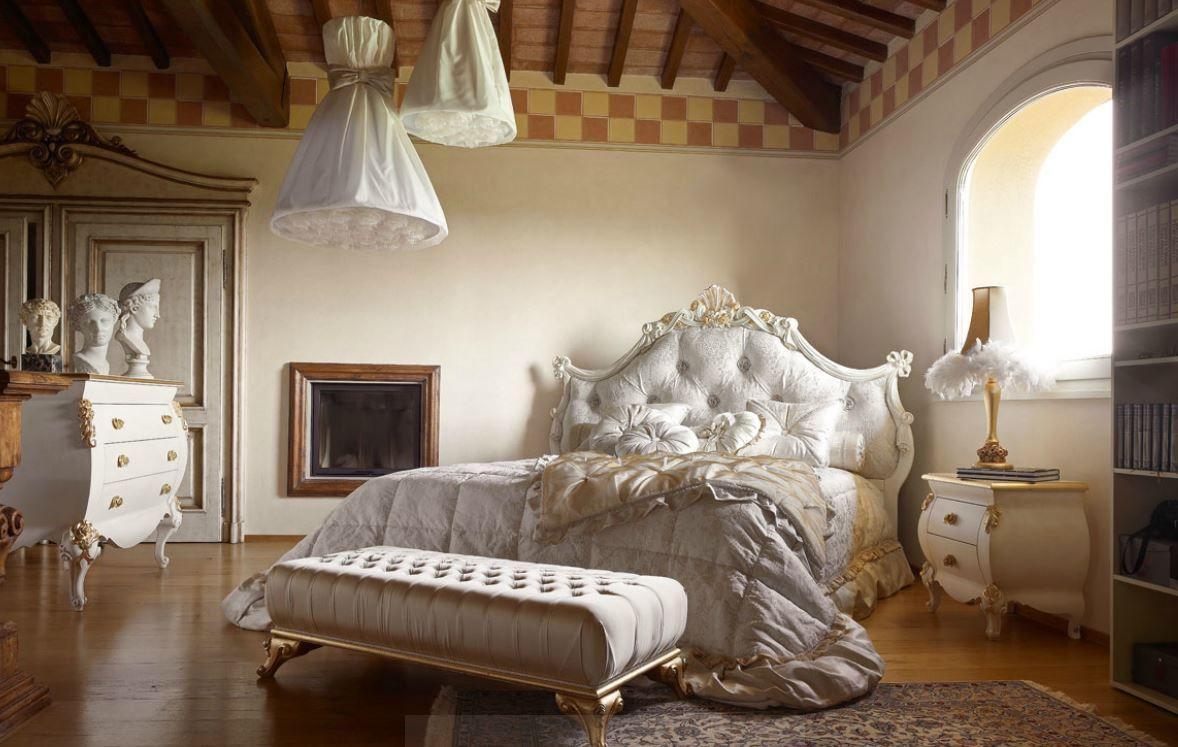Camera da letto classica su misura - Tetesi Arredamenti | CAMERA DA ...