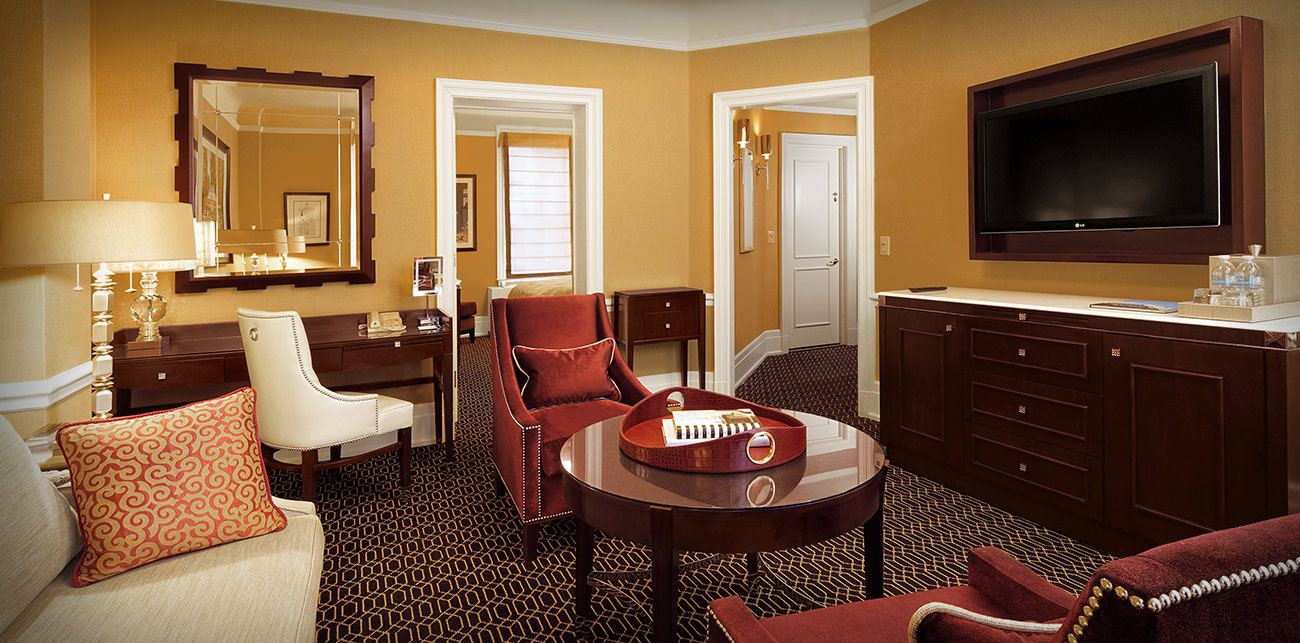 Suites are perfect for families, or those who enjoy living