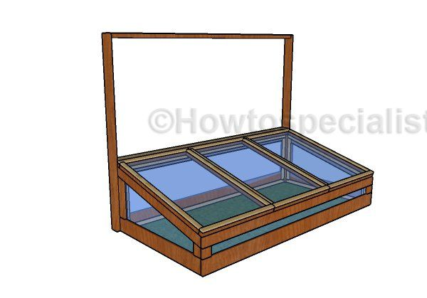 Cold Frame Lid Plans | DIY Plans | Pinterest | How to plan, DIY and ...