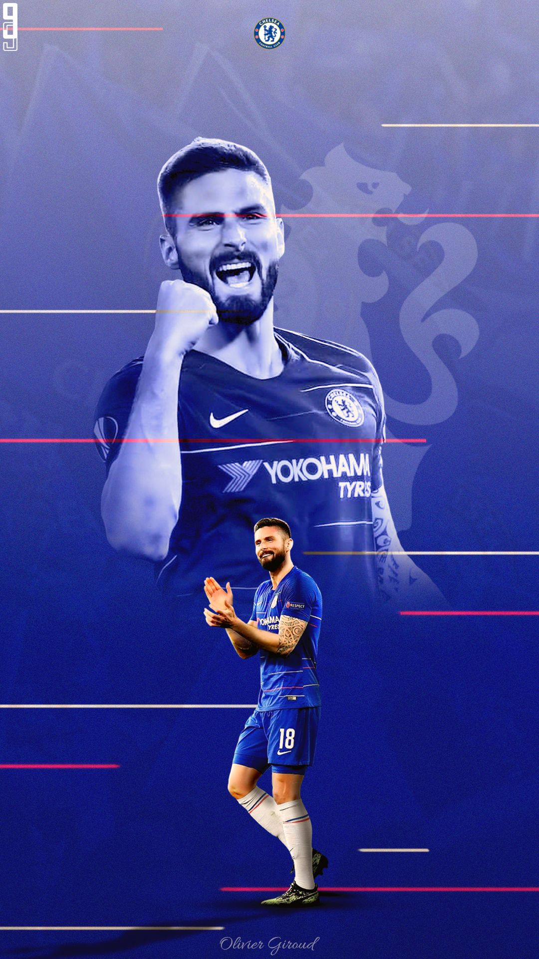 List of Good Looking Manchester United Wallpapers Blue Olivier Giroud | Chelsea FC