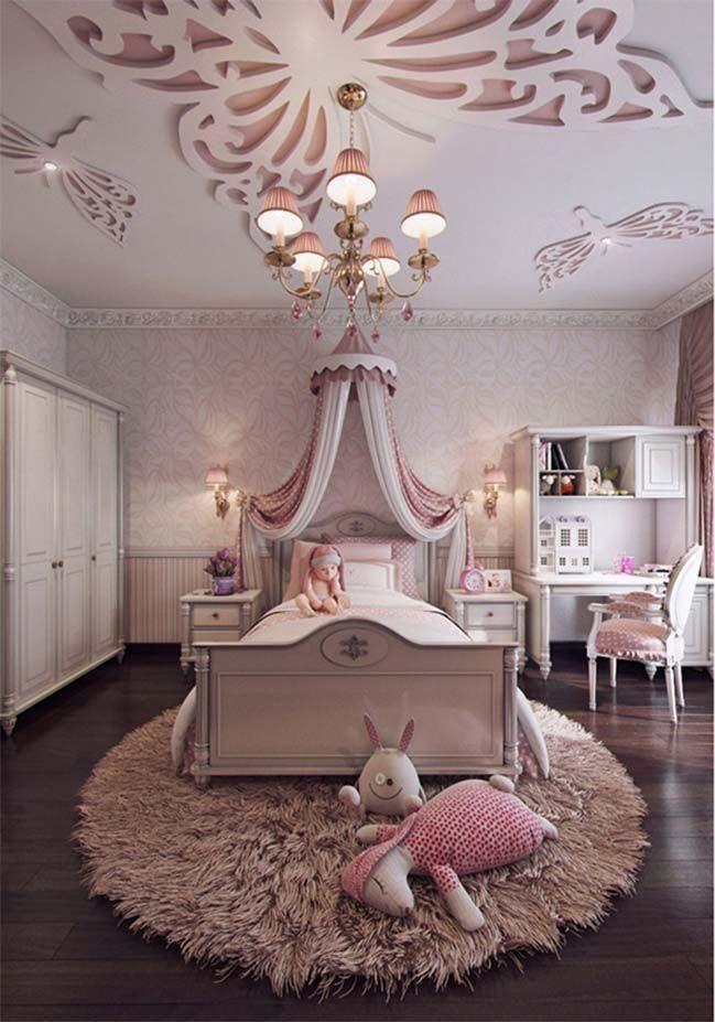 20 Wonderful Fairy Tale Bedroom Ideas for