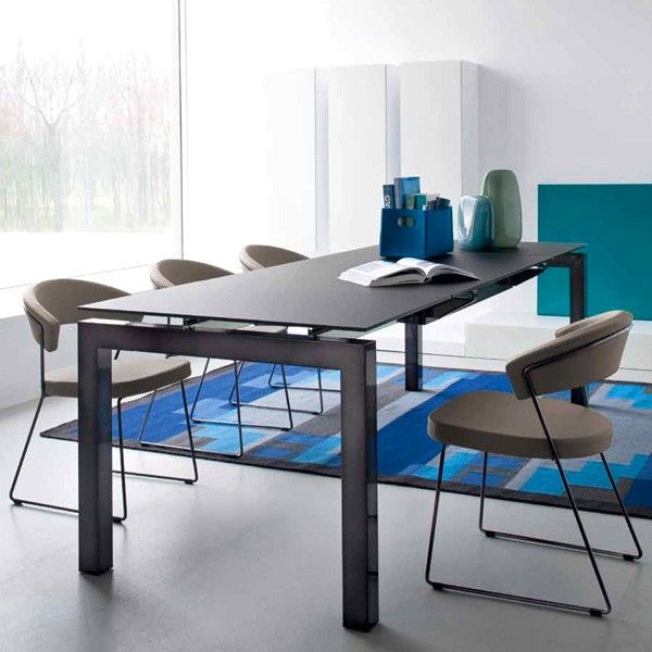 Airport Double Extending Dining Table By Calligaris