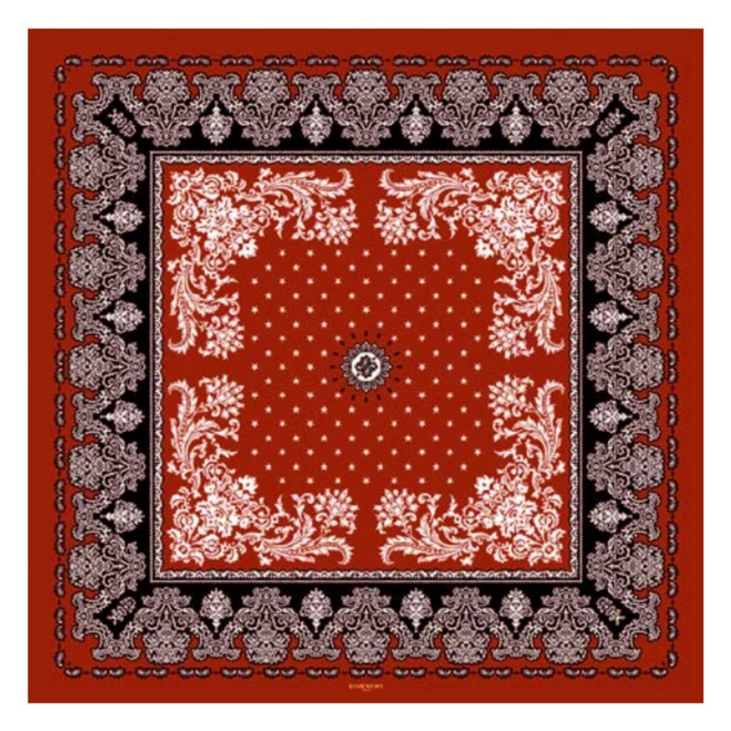 0952ab49860 Givenchy Cashmere Scarf Red Star Bandana - Extra Large Square Scarf SA   # givenchy #givenchyscarf #bandana