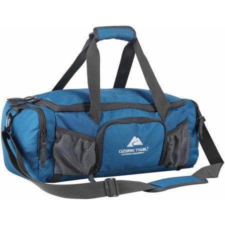 Ozark Trail Portable Camping Medicine Cabinet, Blue