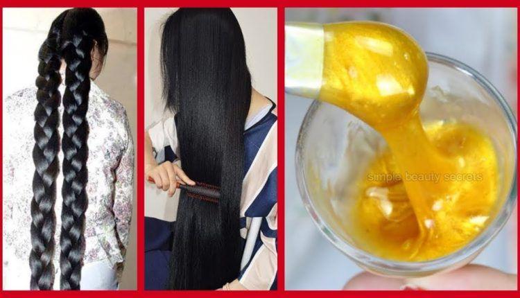 مهما كان شعرك قصيرا سوف يصبح طويل للركبة و كثيف كشعر الهنديات بثلاث مكونات تستعملينها في مطبخك Beauty Secrets Simple Beauty Beauty