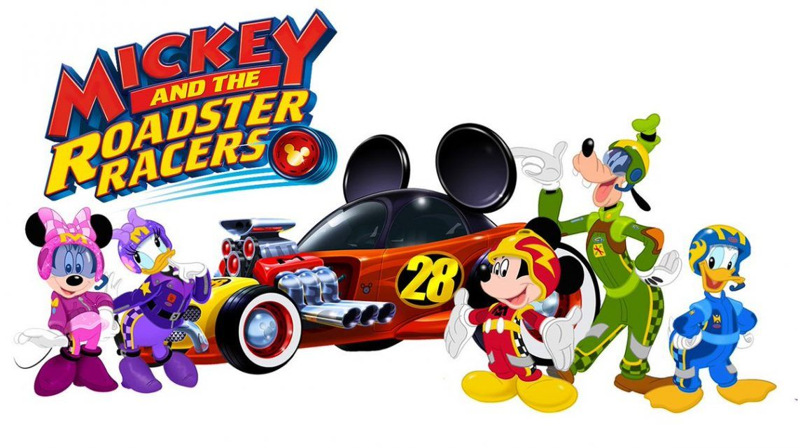 10 Fun Facts About Disney S Mickey And The Roadster Racers Show