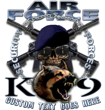 K-9 Security Military Shirt http://www.vision-strike-wear.com/K-9-Security-Military-Shirt.html