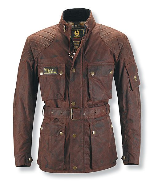 Belstaff Trialmaster Replica Evolution Jacket