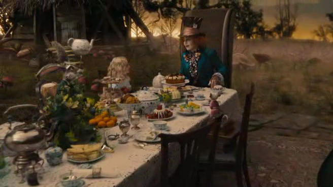 El Sombrerero Movie Night In Pinterest Wonderland Alice