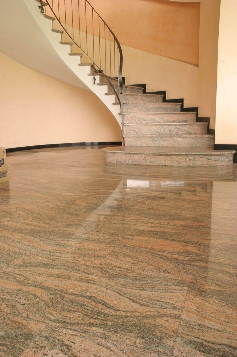 Granite Flooring | Granite flooring, Floor design, House flooring