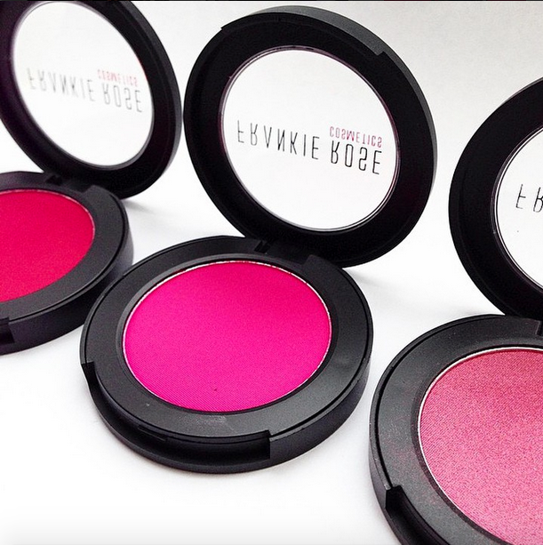 Get flushed with these amazing blushes from Frankie Rose