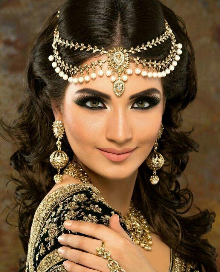 Indian Wedding Headdress: Pin By Haniya Malik On Fashion Accessory In 2019