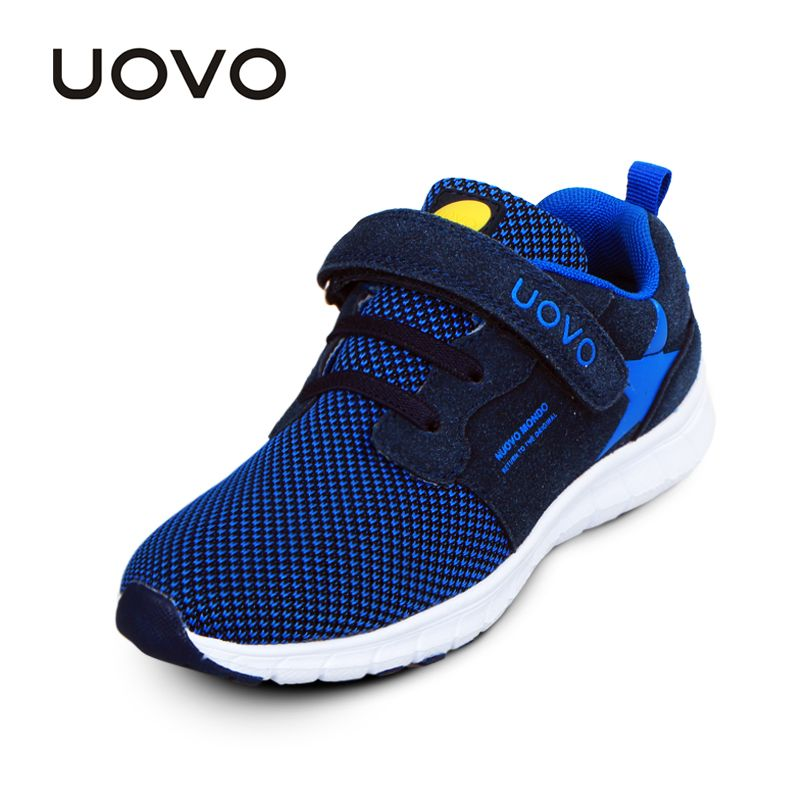UOVO spring and autumn children breathable sport shoes