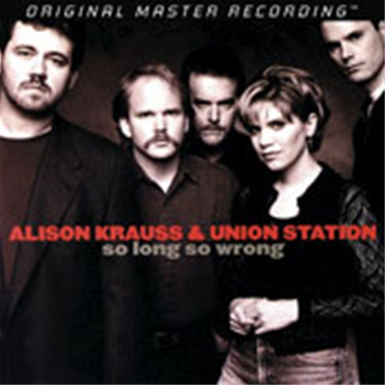 Alison Krauss Union Station So Long So Wrong On Numbered