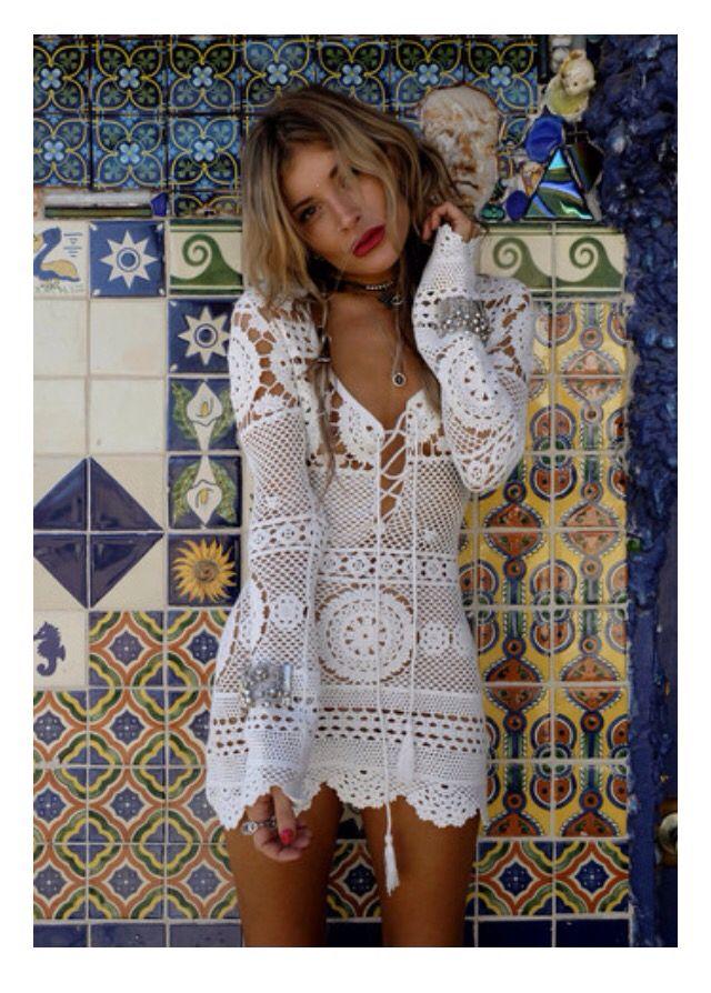bc480a73809 love - rat and boa dress | Lace in 2019 | Boho fashion, Fashion, Style