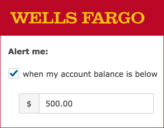 Ever run out of money in your Wells Fargo account? Ouch