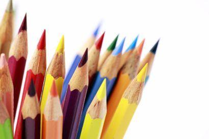 cores de lapis de cor