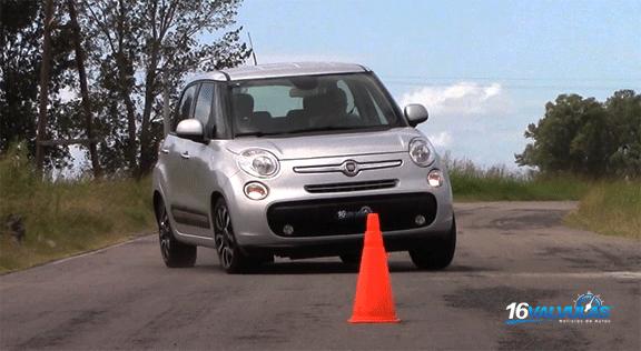 Test Drive del #Fiat #500L Pop Star #16Valvulas