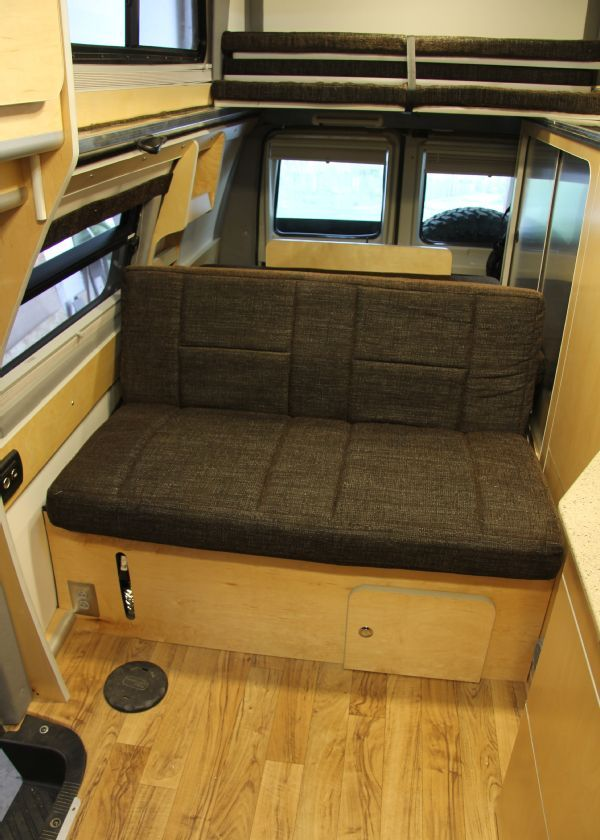 2007 Ford E350 Extended Stealth Camper Van For Sale In Toronto
