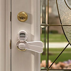 Lever Door Lock: Childproof those tempting lever handles, without ...