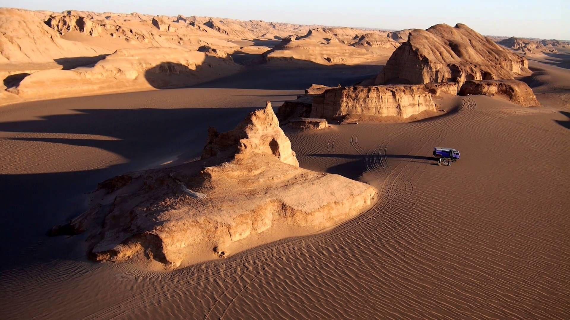 Iran Kalouts Desert Tour Tours Monument