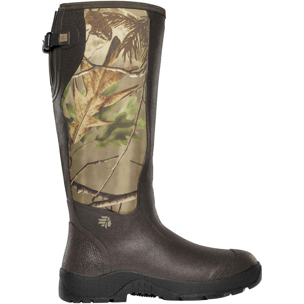 0ef693b0f81 425051 LaCrosse Men's Alpha Mudlite Snake Boots - RealTree ...