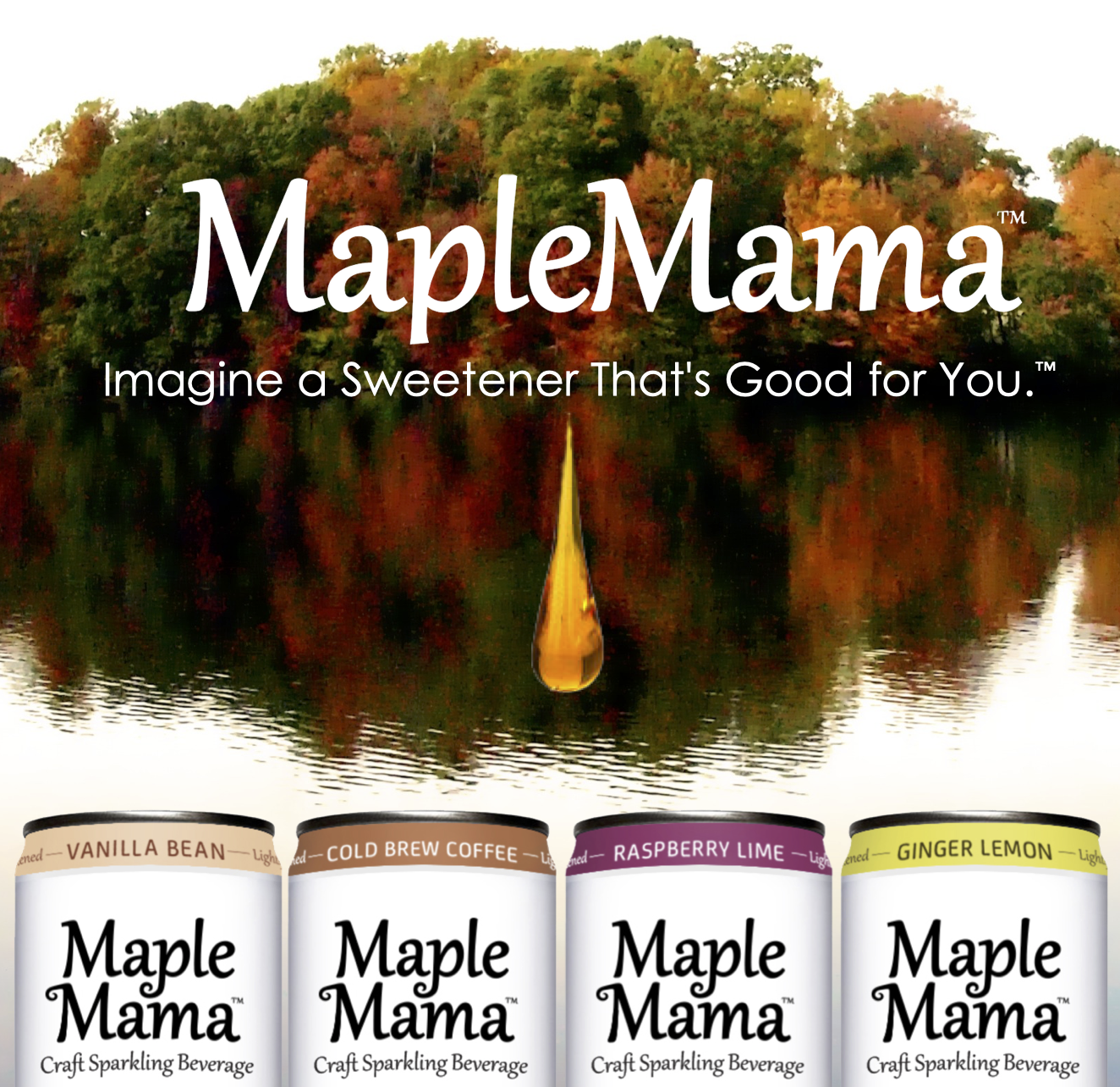 Maple is one of nature's superfoods and it's the only