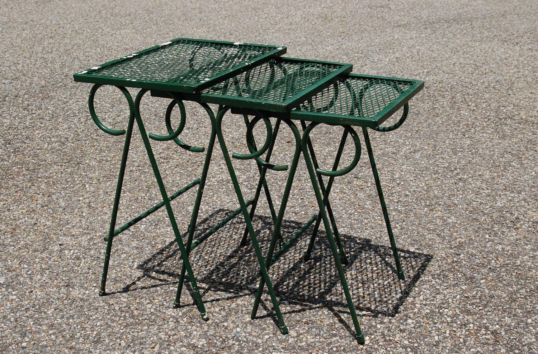 vintage wrought iron patio furniture u2013 homecrest sold on etsy vintage wrought iron patio furniture pinterest iron patio furniture
