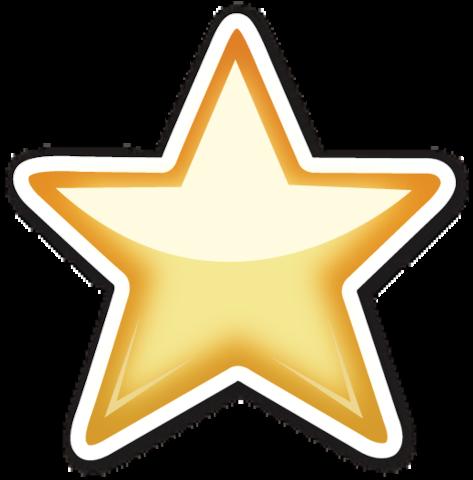 Resultado de imagem para stars emoji png