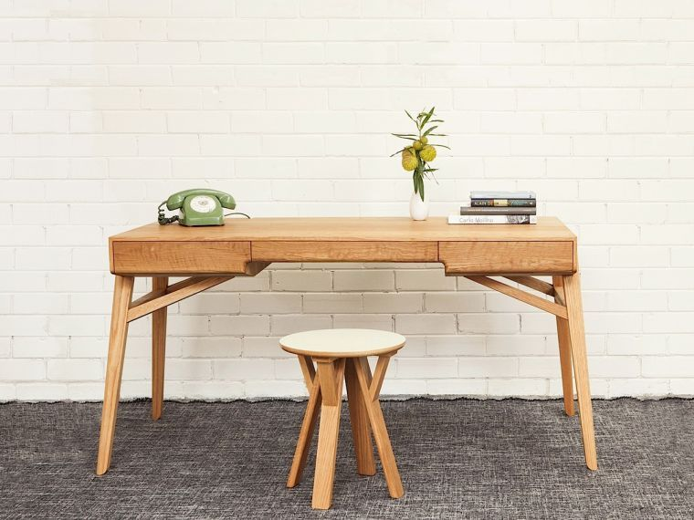 Bureau bois design interesting a dcouvrir sur la boutique bureau