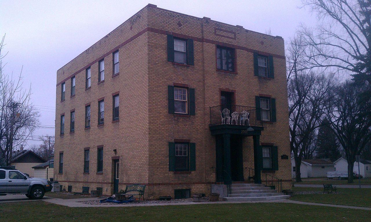 Hariman Sanatorium in Grand Forks County, North Dakota