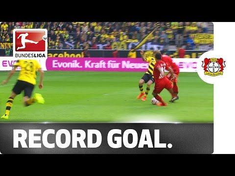 Karim Bellarbi the lone newcomer to Joachim Löw's national squad selection | Bundesliga Fanatic-- see his goal, the fastest ever in Bundesliga history