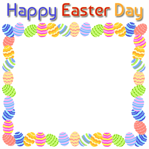 easter day pics with custom photo for whatsapp profile picsbest easter day wish card with your photogenerate easter frame card with photo and name - Easter Frames