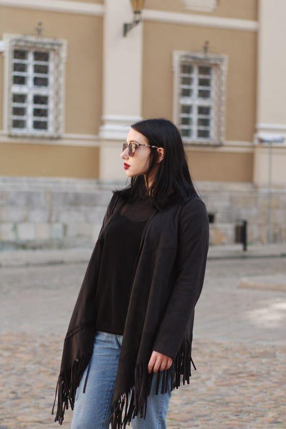 29 Formas de usar jeans sin lucir como una mujer aburrida