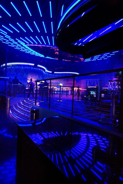 Neon Aesthetic Room