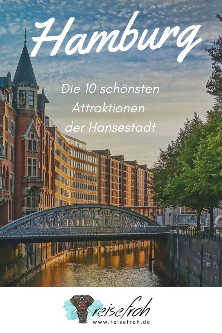 Photo of Hamburg Sehenswürdigkeiten: Echte Geheimtipps & Highlights