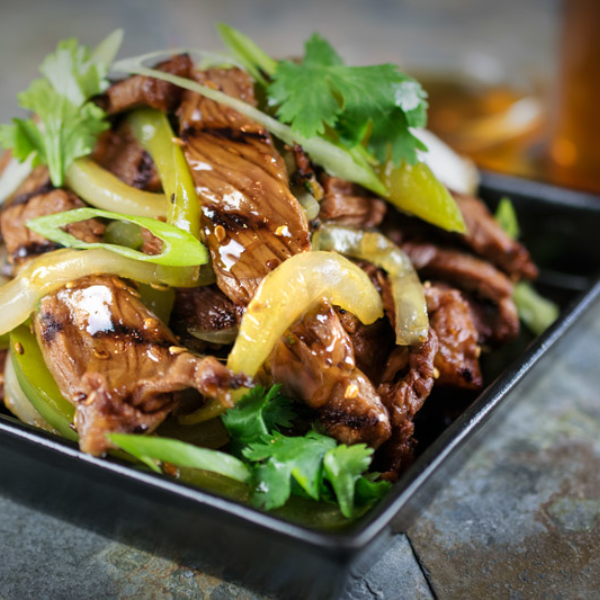 Honey-Glazed Bulgogi Beef | Recipe | Veal recipes, Beef ...