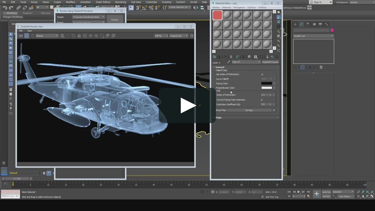 In this Quick Tutorial, I show how to create holographic